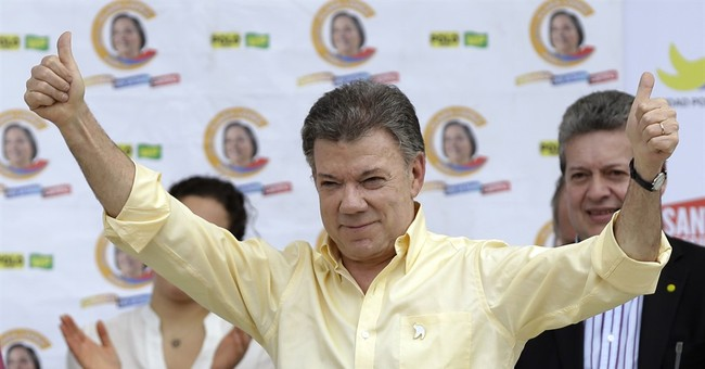 Colombia's Santos may have received Odebrecht contributions