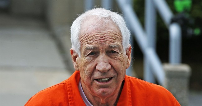 Jerry Sandusky transferred to a medium-security prison