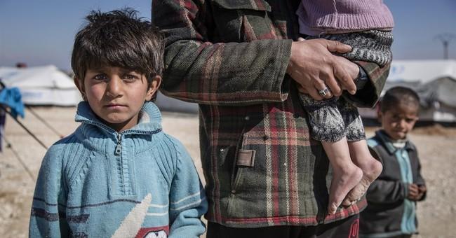 Report: Syrian children suffering 'toxic stress'