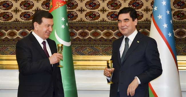 Turkmenistan, Uzbekistan to cooperate on transport, energy