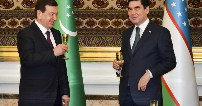 Turkmenistan, Uzbekistan to cooperate on transport, energy