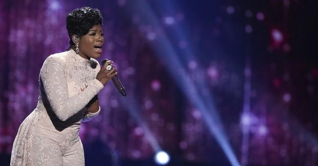 Fantasia Barrino suffers burns, cancels concert