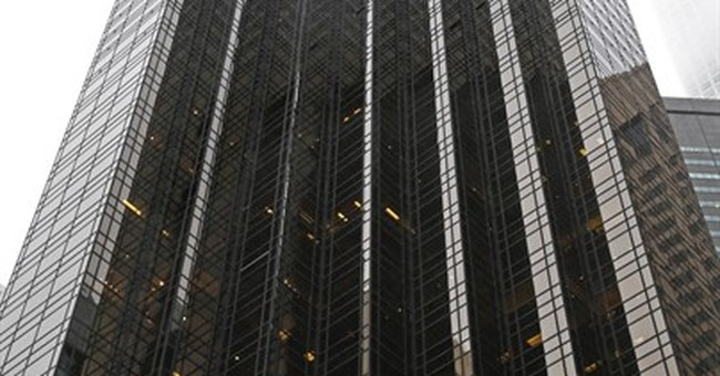 Apartment in US president's Trump Tower rented out on Airbnb