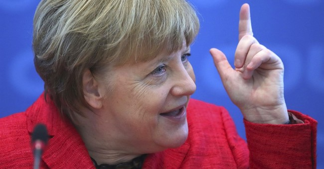 German Chancellor Merkel rejects Erdogan's Nazi remarks
