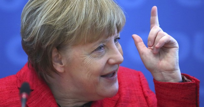 German Chancellor Merkel rejects Erdogan's Nazi remarks