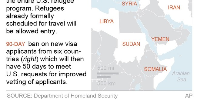 New travel ban eases some legal questions but not all