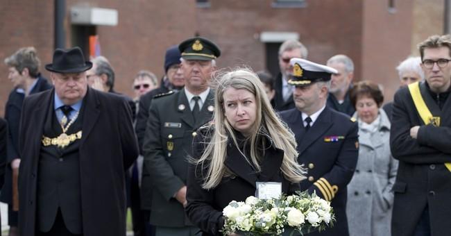 Ceremonies in Belgium mark 3 decades since ferry sinking