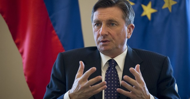 Slovenian leader: Invitation for Trump-Putin summit still on