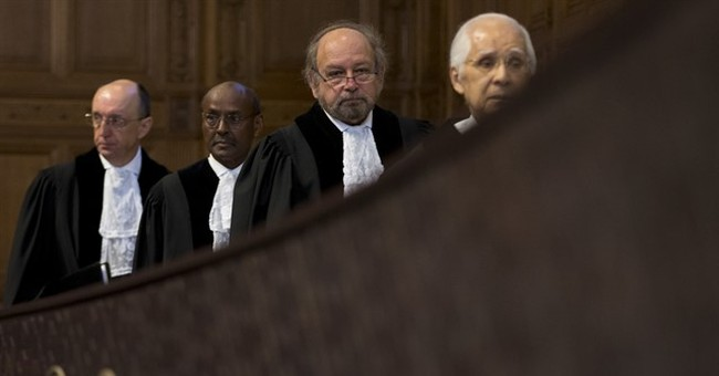 Russia: World court has no jurisdiction in Ukraine case