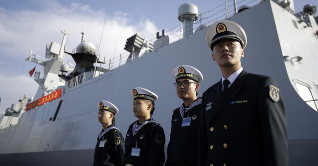 US military remains dominant in Asia, but China is rising