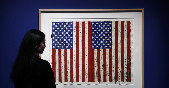British Museum show charts American art from 1960s to Trump