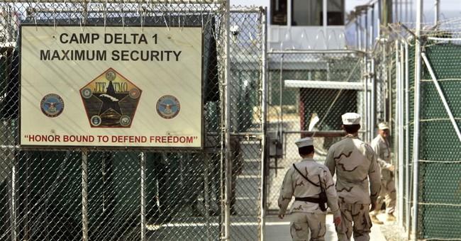 AP FACT CHECK: Trump's blame off base on Guantanamo