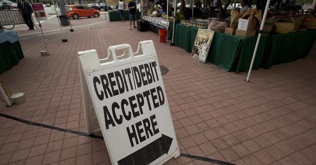 US credit card debt shrinks in January