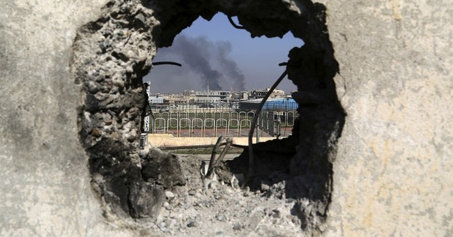 Daring nighttime raid turns to deadly trap in Mosul