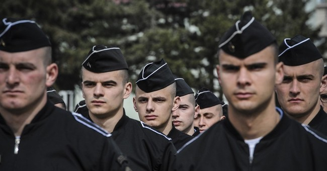 Kosovo's president asks for creation of a regular army