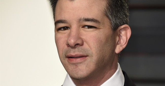 Uber to hire chief operating officer to help embattled CEO