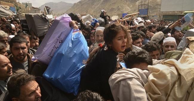 Over 20,000 cross reopened Pakistani-Afghan border