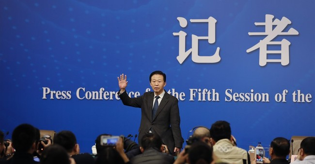 China rejects accusations keeping defense budget under wraps