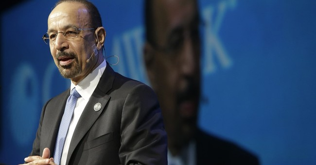 Saudi energy minister keeping close eye on US oil producers