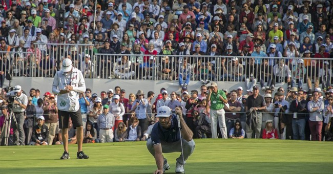 Fisher's finish leads to Match Play and a shot at Masters