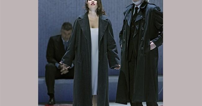Vet singer plays Doctor Grenvil in Met Opera's 'Traviata'