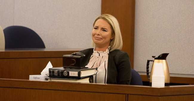 Former porn actress testifies in trial of ex-MMA fighter