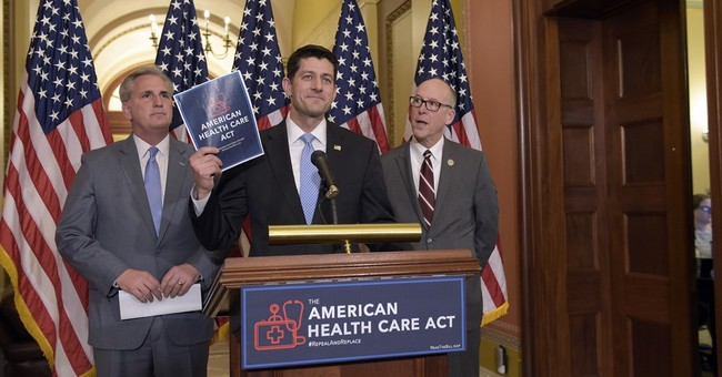 The Latest: Conservatives say Trump open to GOP bill fixes