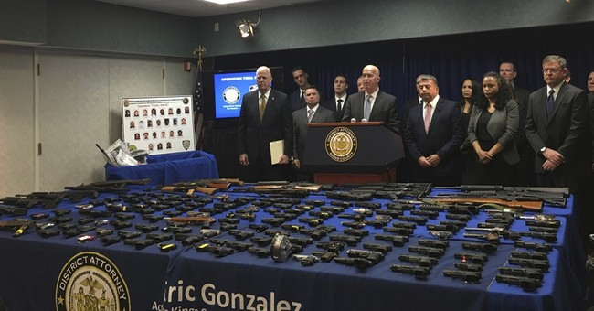 NYC cops thwart gun ring that exploited looser Virginia laws