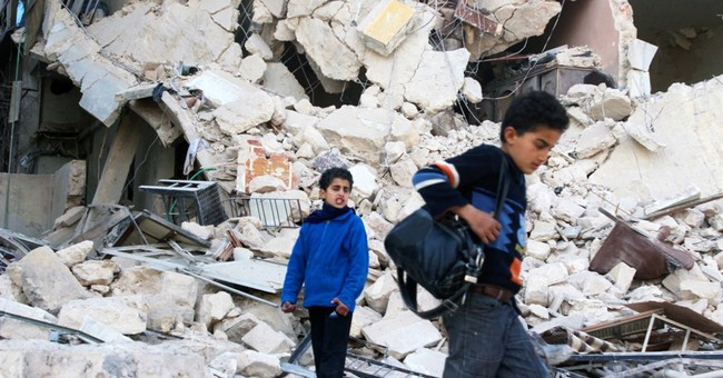 'Cries From Syria' is an unsparing, must-see documentary