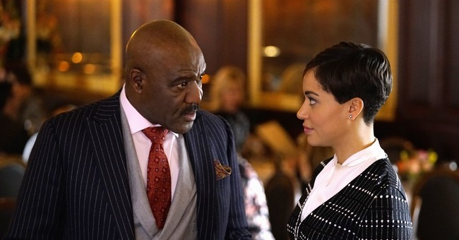 'Good Fight' takes television lead in making Trump an issue