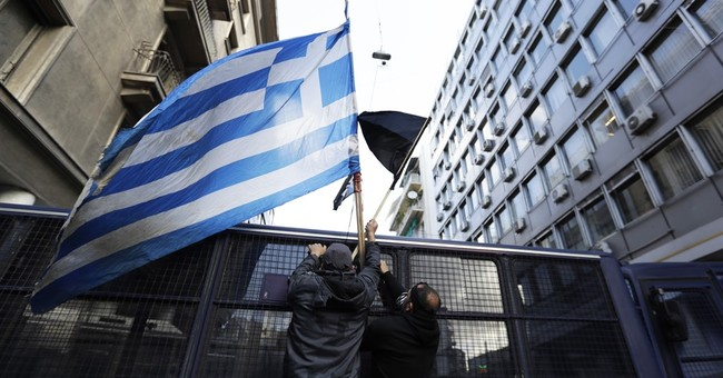 Greece: IMF says key difference remain in bailout talks