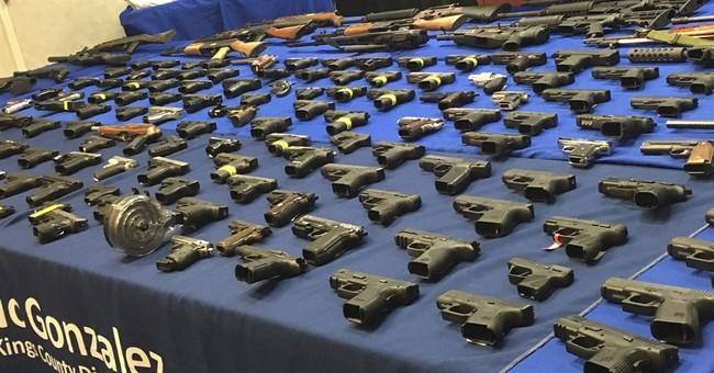 NYC cops thwart gun ring that exploited looser Virginia laws