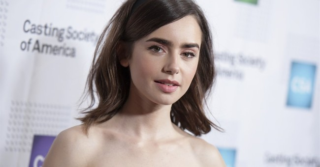 Lily Collins forgives her father, Phi Collins, in new book