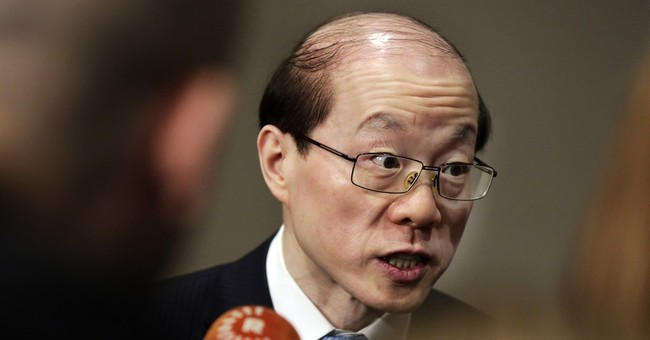 US rejects China's call to halt drills if NKorea stops tests