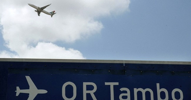 Thieves in police uniforms stage Johannesburg airport heist