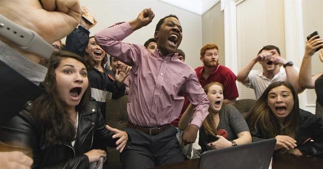 Black junior to lead student gov't at University of Alabama