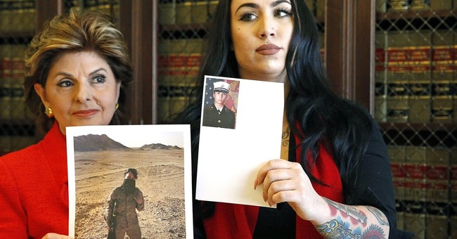 2 Marine women say photos of them put online without consent
