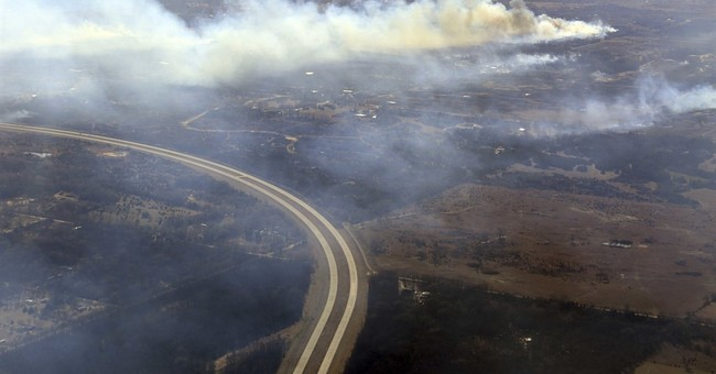 Q&A: A look at questions about current US wildfires