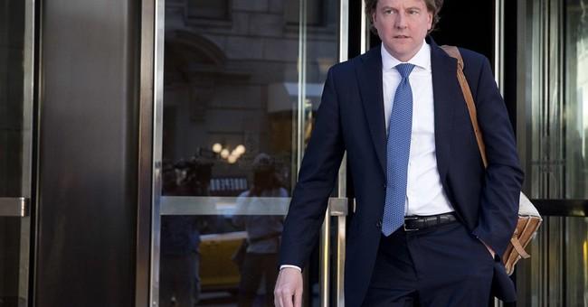 Trump's in-house guardrail: White House Counsel Don McGahn