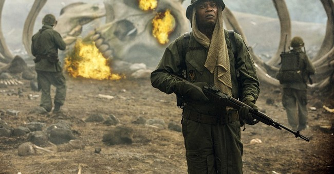 Review: In 'Skull Island,' Kong gets drafted into Vietnam