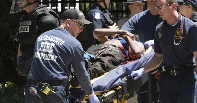 106 arrests sought after California white nationalist rally