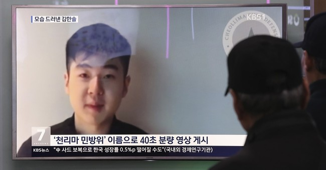 Man claiming he's slain North Korean's son says he's safe