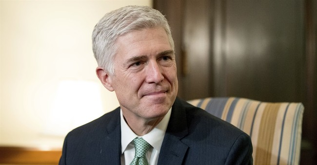 Liberal groups warn Senate Democrats not to back Gorsuch