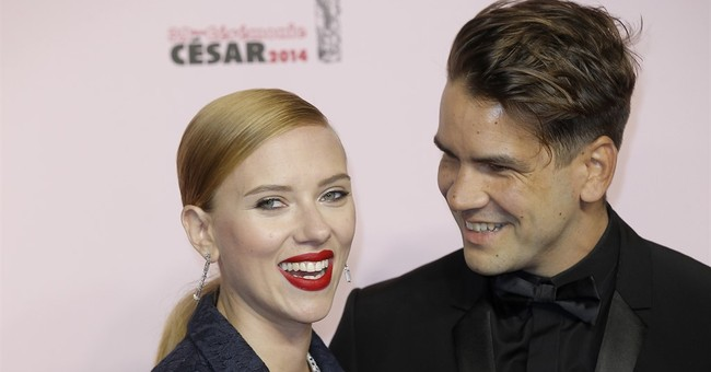 Scarlett Johansson's divorce filing prompts custody battle