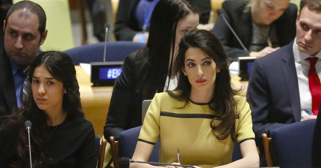 Amal Clooney: Don't let Islamic State get away with genocide