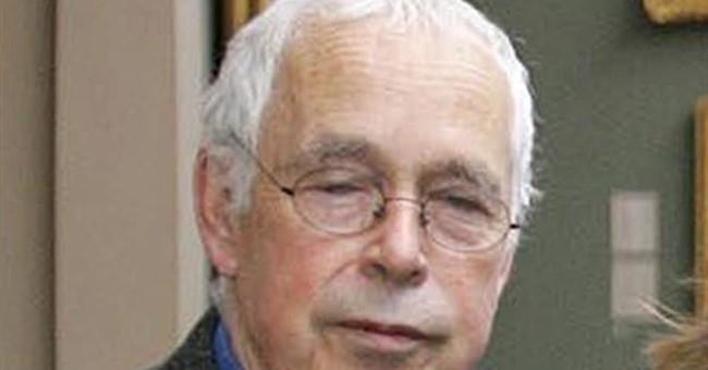 Renowned British painter Howard Hodgkin dies at 84
