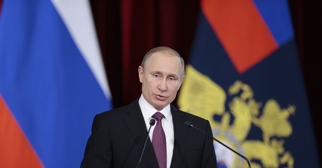 Putin fires 10 top law enforcement officials