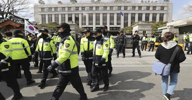 A look at S.Korea's looming presidential impeachment verdict