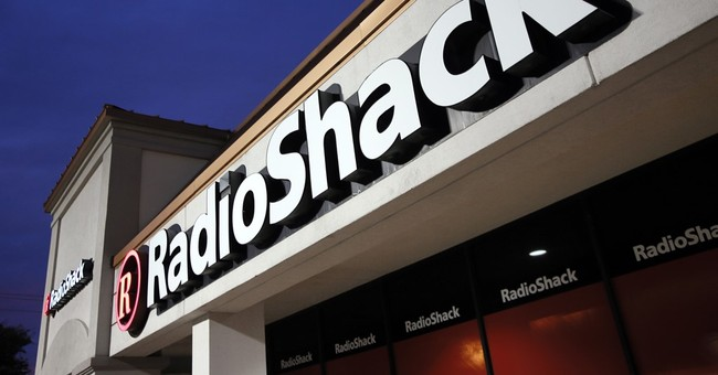 RadioShack files for second bankruptcy in 2 years