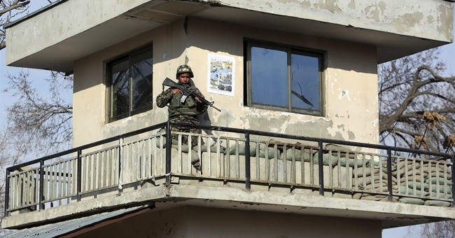 Afghan experts probe site of deadly Kabul hospital attack